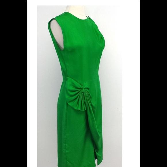 Diane Von Furstenberg Dresses & Skirts - DVF green dress